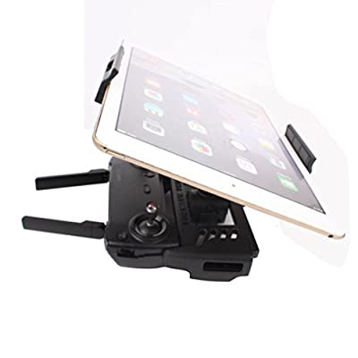 Momola Tablet bracket RC FPV Tablet Extension Bracket Mount 360° Rotation Holder for DJI MAVIC AIR/PRO Drone Accessory Parts by Momola