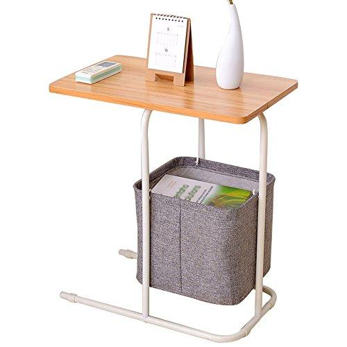 Ctg comodino ferro divano armadietto laterale tavolino scrivania in acciaio INOX ferro comodino cabinet-50* 30* 55.1cm