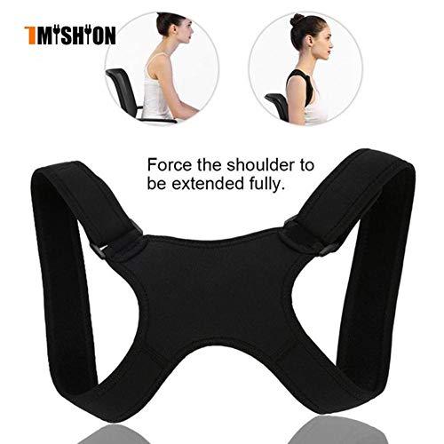 Eillybird Posture Corrector Spinal Support - Physikalische Therapie Posture Brace für Männer oder Frauen - Rücken-, Schulter-und Nackenschmerzen Relief