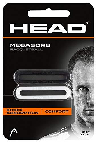 HEAD Megasorb Vibrationsdämpfer für Schläger, Schlägersaiten-Stoßdämpfer -