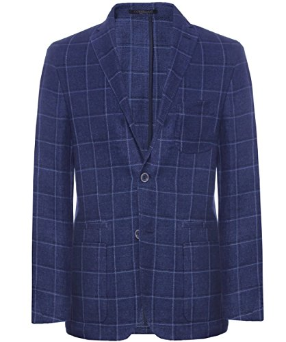 corneliani-couverture-non-structurees-check-jacket-bleu-fonce-eu54-uk44