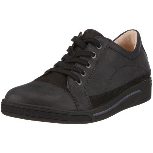 Hartjes 45462, Baskets mode femme Noir-TR-SW9