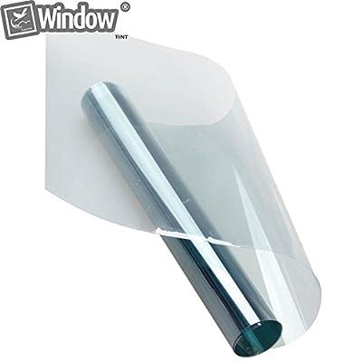 Hoho 152cmx100cm 80% VLT Nano en céramique Window film haute Heat-rejection solaire film teinté autocollant en vinyle pour pare-brise voiture arrière fenêtre latérale