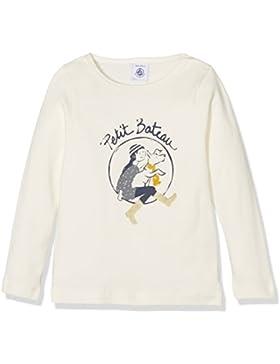 PETIT BATEAU Dingo, Camiseta de Manga Larga para Niñas
