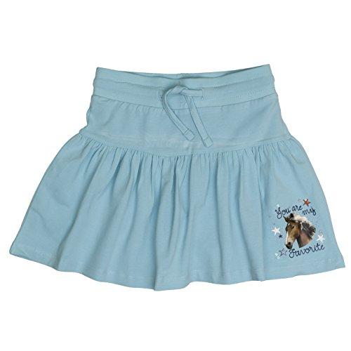 Salt & Pepper Girl's Horses Uni Mit Radler Skirt