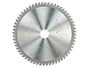 DeWalt DT4350QZ 216 x 30 mm 60 Teeth Mitre Saw Blade with Bore