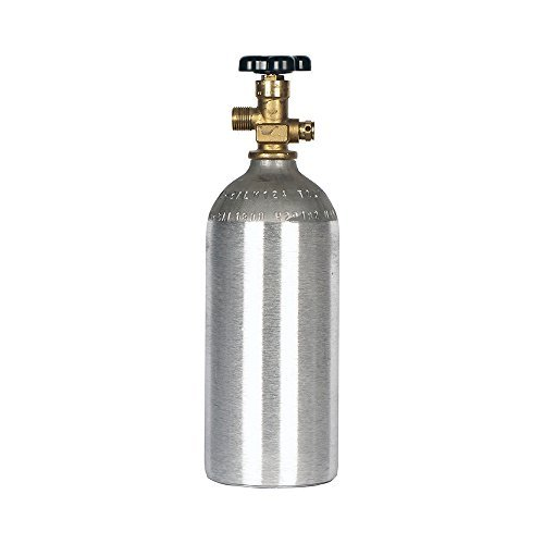 Luxfer CO22,5lb Aluminium Zylinder Tank CGA 320Ventil von Luxfer -