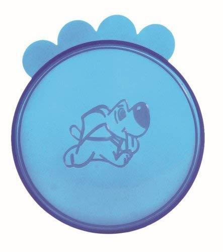 Trixie 24551 Dosendeckel, ø 7,6 cm, 3 St., farblich - Deckel Dosen Für Katzenfutter