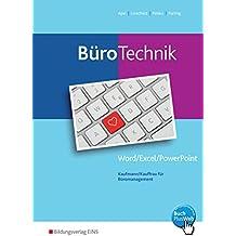 BüroWelt: BüroTechnik - Word / Excel / Powerpoint: Schülerband