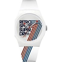 Unisex Superdry Urban Retro Watch SYG181W