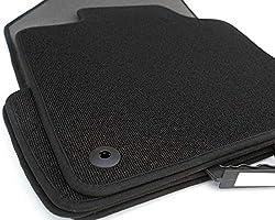 kh Teile Fussmatten XC60 SPA Zubehör Original Automatten Schlinge schwarz, Nubuk