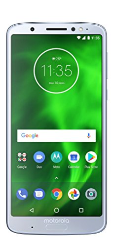 Motorola Moto G6 Plus - Smartphone de 5.9' Full HD+ (Android 8.0 Oreo, 4 GB,...