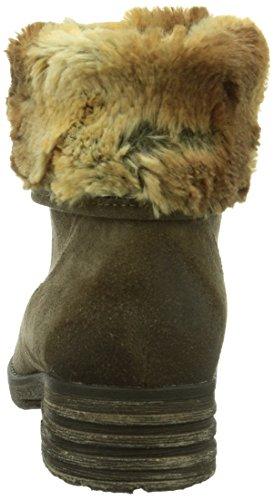 Remonte Damen Combat Boots Braun (25)