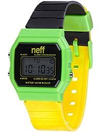 Neff VNF0204LNLMWTCH - Reloj de pulsera hombre