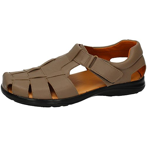 MADE IN SPAIN ,  Herren Sandalen Braun