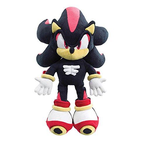 Sonic Plüsch Figur Shadow Schwarz 30 cm Sonic Figuren Amy