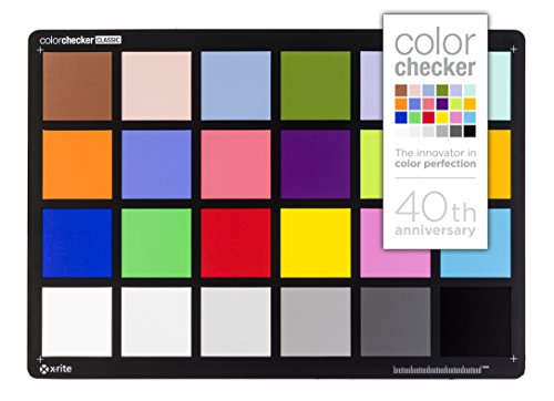 Preisvergleich Produktbild X-Rite MSCCC ColorChecker Chart [mehrfarbig]