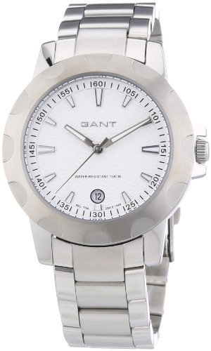 Gant Women's Quartz Watch with Black Dial Analogue Display Quartz Stainless Steel W10962