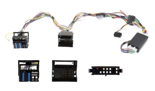 Adaptador de cable para radio de coche KRAM ISO2CAR Mute-Adapter Volkswagen//Skoda