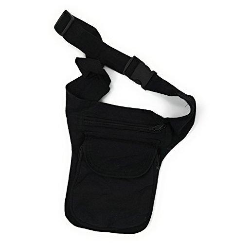 Riñonera lateral con tres bolsillos (Color 4)
