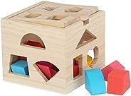 العاب خشبية تعليمية مشابهة لمكعبات البناء للاطفال