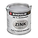 Flüssig-Zink 250 ml Dose Farbe: silber