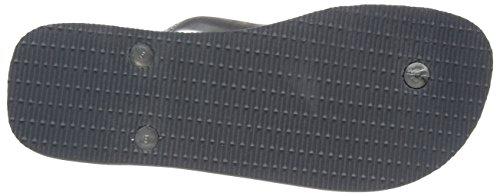 Havaianas Unisex-Erwachsene Top Metallic Zehentrenner Grau (steel Grey 5178)