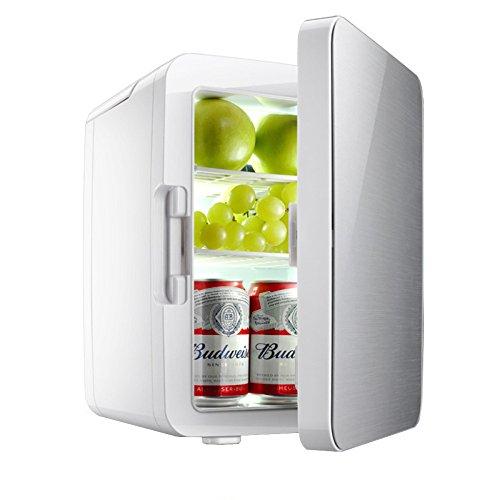 Refrigerador Del Coche 12L Compresor Portátil Nevera Congelador,el Coche Y El Hogar...