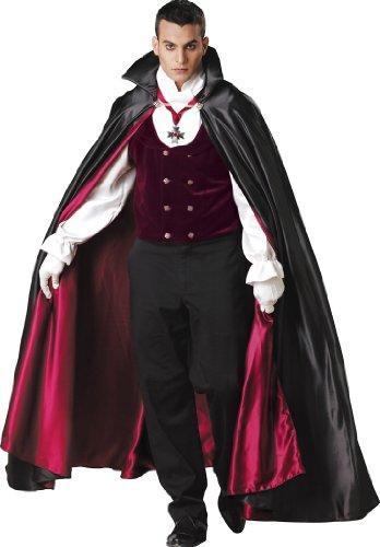 Gothic Vampir Kostüm für Erwachsene - Medium
