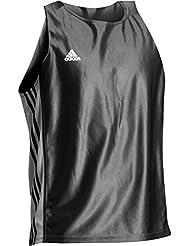 Adidas - Débardeur de boxe amateur noir - S