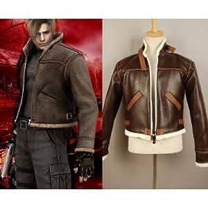 Resident Evil 4 robe Leon Kennedy veste
