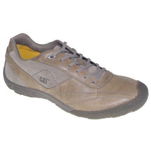 Caterpillar Yama, Sneaker uomo Beige Soft Grey, Grigio (Soft Grey), 41