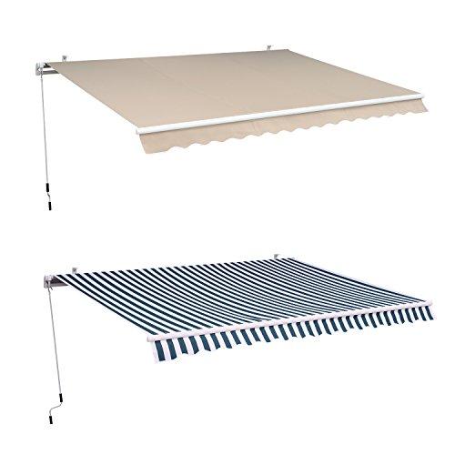 Toldo-Manual-Plegable-de-Aluminio-ngulo-Ajustable-Manivela-para-Exterior-Balcn-Jardn-Terraza-35x25m-Aluminio