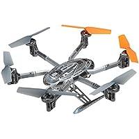 GoolRC Walkera QR Y100 2.4G 4 Canales 6 Ejes RTF RC Hexacopter Quadcopter con Transmisor DEVO 4