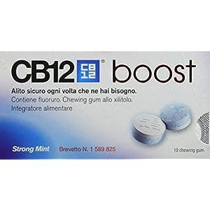 CB12 Boost Kaugummi, 25.9 g