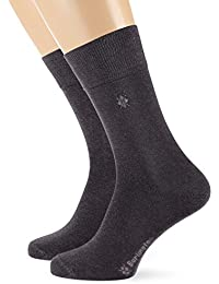 Burlington - Chaussettes Homme Everyday Doppelpack