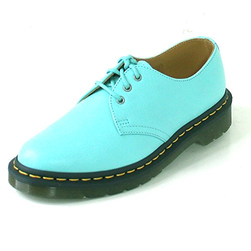 Dr. Martens 1461 Hug Me, Chaussures Mixte Adulte Turquoise