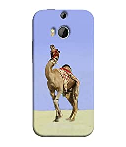 PrintVisa Designer Back Case Cover for HTC One M9 Plus :: HTC One M9+ :: HTC One M9+ Supreme Camera (Nature Summer Transportation Outdoor Arab Wallpaper)
