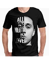 Amazon.es  camisetas hip hop - Negro   Mujer  Ropa b4b0b55b1e0