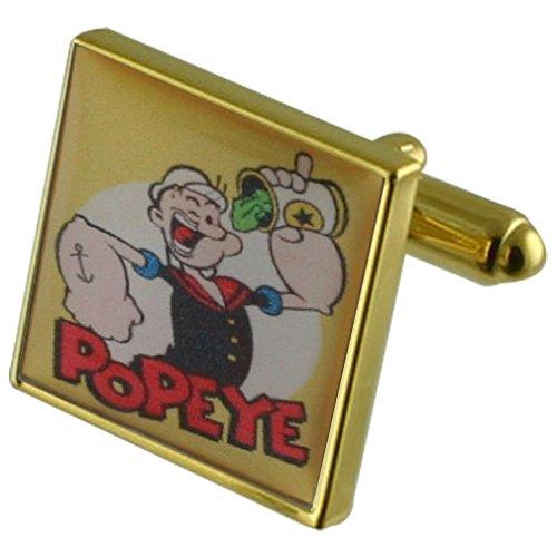 popeye-de-la-historieta-gemelos-de-oro-con-grabados-caso-personalizado