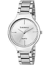 Laurels Lww-alc-070707 Analog Silver Dial Women's Watch-LWW-ALC-070707