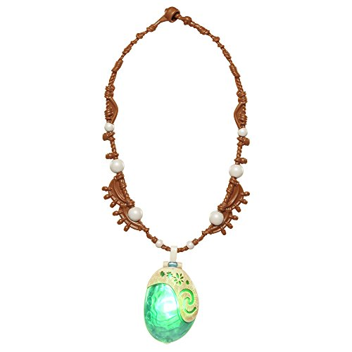 Taldec - 04696 - Collier Coquillage Lumineux Vaiana
