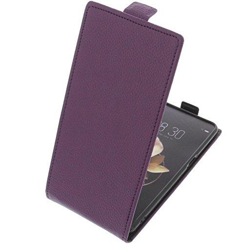 foto-kontor Tasche für Archos Diamond Gamma Smartphone Flipstyle Schutz Hülle lila