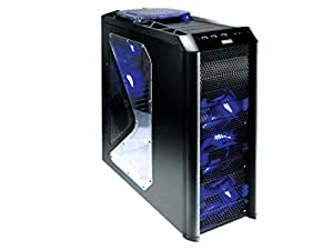 Antec Twelve Hundred V3-EU Gaming Gehäuse (3x 3 HDD Cage Fan, 3x120mm dust filter, front USB, eSATA) schwarz