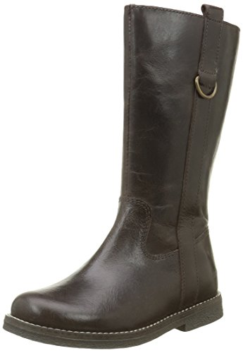 Aster Lana, Bottes Cavalieres Fille Marron (Marron)