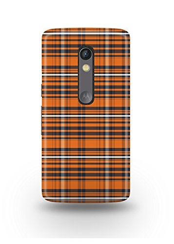 Moto X Play Cover,Moto X Play Case,Moto X Play Back Cover,Checks Moto X Play Mobile Cover By The Shopmetro-12283