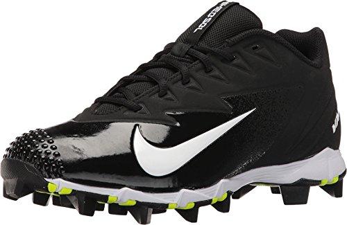 Nike Men's Vapor Ultrafly Keystone Baseball Cleat Black/White/Anthracite Size 12 M US