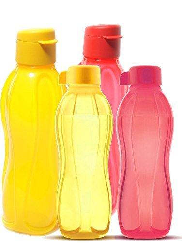 Preisvergleich Produktbild Tupperware Familien-Flasche, Family 4-Pieces, 750 ml