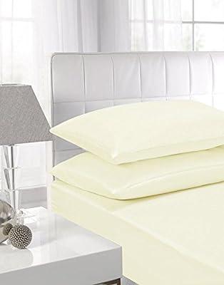 NIYS Luxury Bedding 100% Egyptian Cotton Flat Sheets