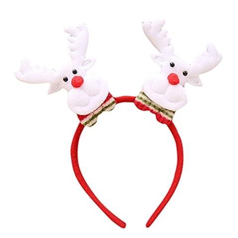 Blue Vessel Weihnachten Party Supplies Weihnachten Mit Laternen Stirnband Reifen Weihnachtsschmuck Weihnachtsgeschenke Geschenke(4#)